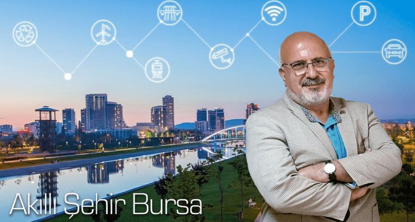 Akıllı şehir yolculuğu (VII) Bursa