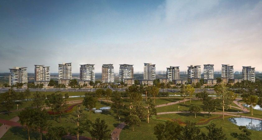 Oyak'ın Başakşehir projesine yoğun ilgi lansmanı ileri tarihe erteletti