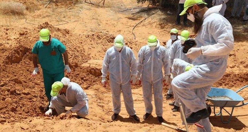 Terhune'deki toplu mezarlarda 6 cansız beden daha bulundu
