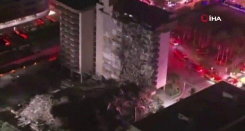 Florida'da kısmen çöken 12 katlı binada bilanço netleşiyor: 1 ölü
