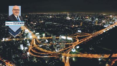 Akıllı şehir yolculuğu 2 - ISSD ile akıllı trafik çözümleri