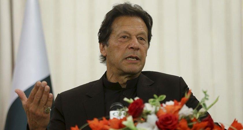 Pakistan Başbakanı Han, Parlamento'dan güvenoyu isteyecek