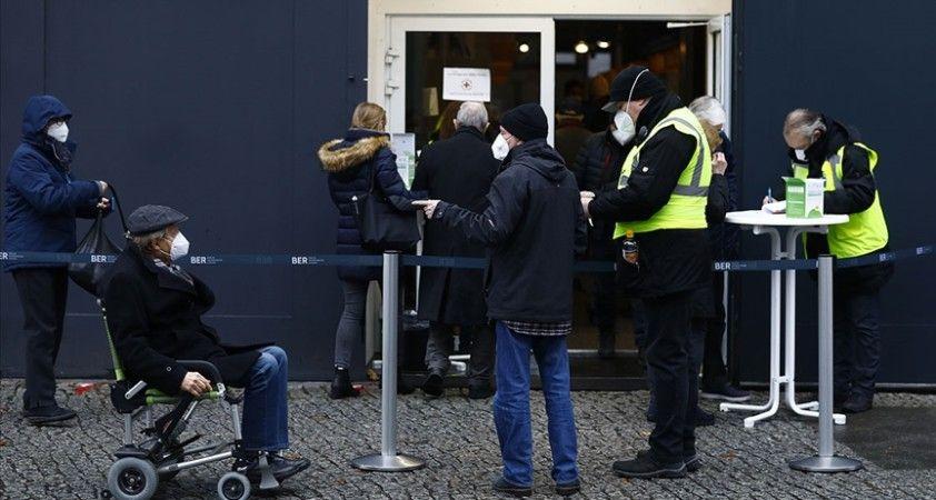 Almanya Kovid-19 ile mücadele için antikor ilacı satın aldı