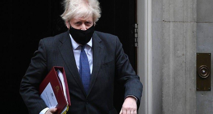 İngiltere Başbakanı Jonhson: