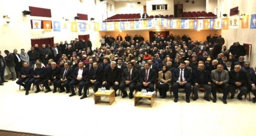 AK Parti İl Başkanı Çelik: