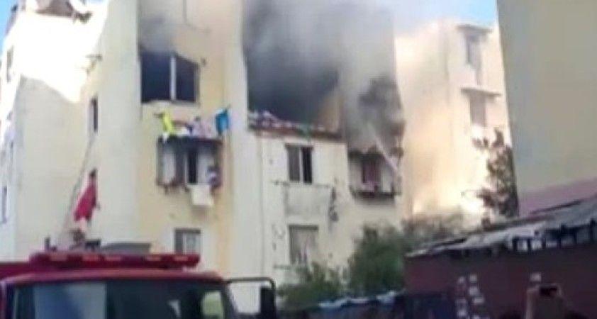 Fas'ta evde tüp patladı: 1 ölü, 3 yaralı