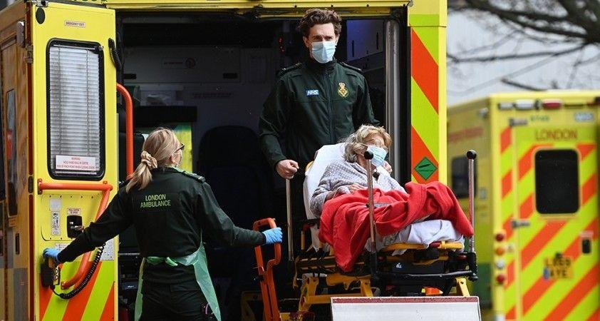 İngiltere'de son 24 saatte Covid-19'dan 290 can kaybı