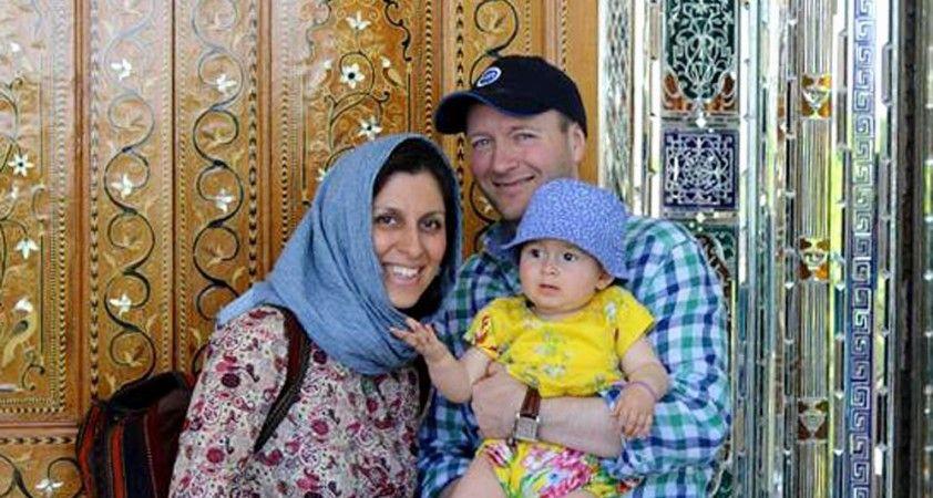 İran'da casusluk suçlamasıyla tutuklanan Nazanin Zaghari serbest bırakıldı