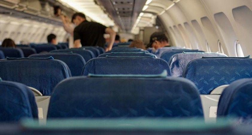 IATA: Hava yolu yolcu trafiği 2020'de Kovid-19 nedeniyle yüzde 66 azalacak