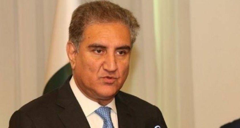 Pakistan Dışişleri Bakanı Kureyşi korona oldu
