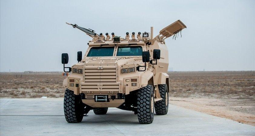 Türk zırhlısı Ejder Yalçın 4x4 havan atacak