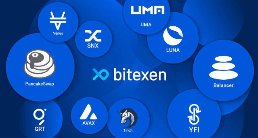 Bitexen, 10 yeni coin daha ekledi