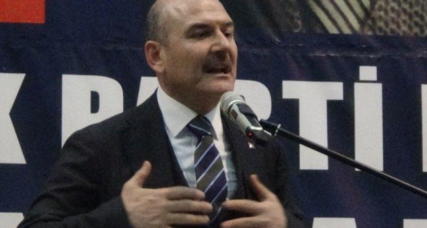 Bakan Soylu: 'PKK'nın ipi kimin elinde biliyoruz'