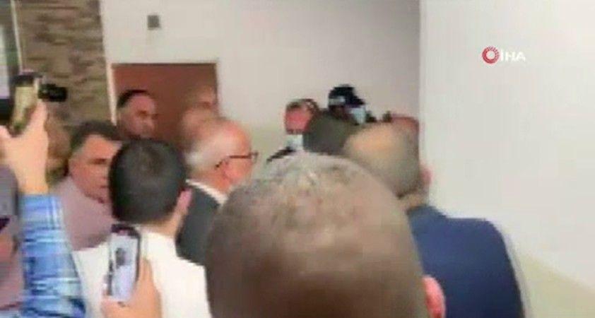 İsrail polisinden Mescid-i Aksa'nın imamının evine baskın