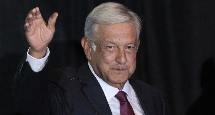 Meksika Devlet Başkanı Lopez Obrador'un Kovid-19 testi pozitif çıktı