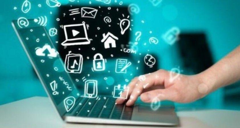 İnternet erişimine sahip girişimlerin oranı yüzde 94,9 oldu