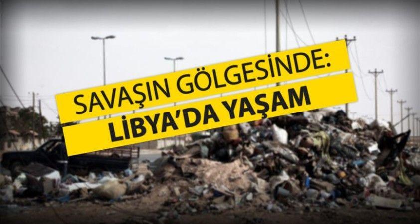 Savaşın gölgesinde: Libya'da yaşam