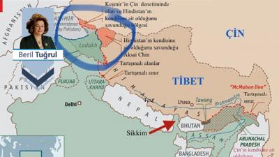 Çin-Hindistan sınır çatışmalarına enerji politik ve ekonomik bir bakış