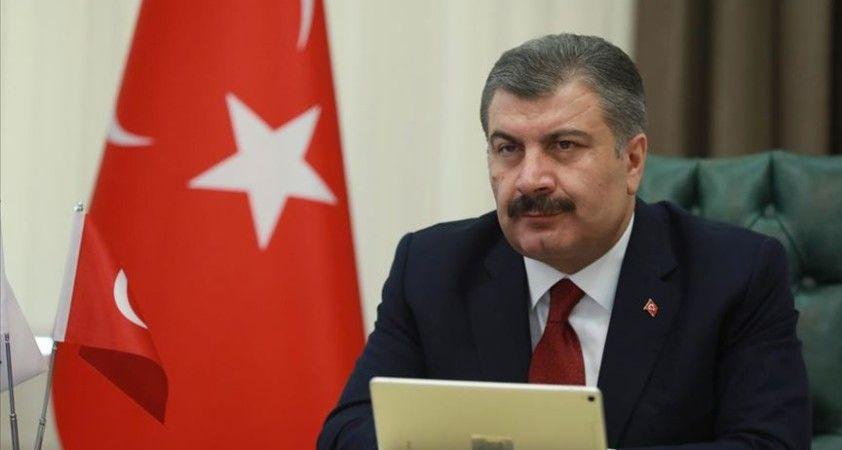 Sağlık Bakanlığı: 'Kovid-19'dan ölenlerin sayısı 812'ye yükseldi'