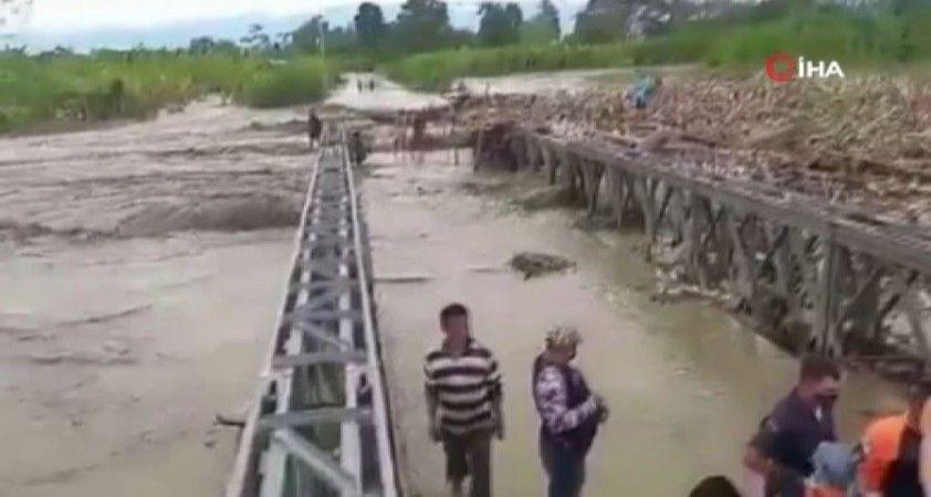 Venezuela'daki sel felaketinde can kaybı 20'ye yükseldi