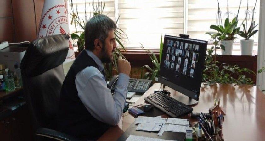 Bursa'da sağlık çalışanları herkesin takdirini kazandı
