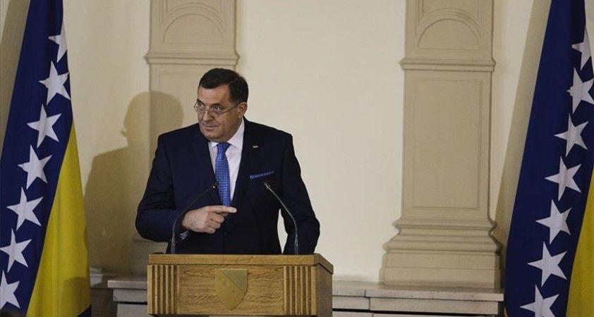 Bosnalı Sırp liderin 'Büyükelçiliği Kudüs'e taşıma' teklifi reddedildi