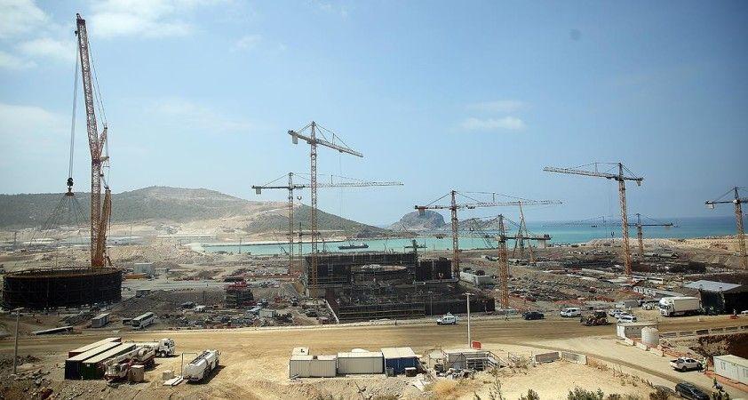 Türkiye'nin ilk nükleer güç santralinin yapımında 'yerli ürün' atağı