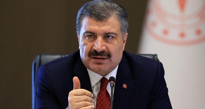Sağlık Bakanı Koca: Kovid-19 aşısı ile ilgili ilk anlaşmaları yaptık