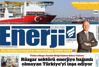 Enerji Dünyası E-Gazete - Haziran 2020