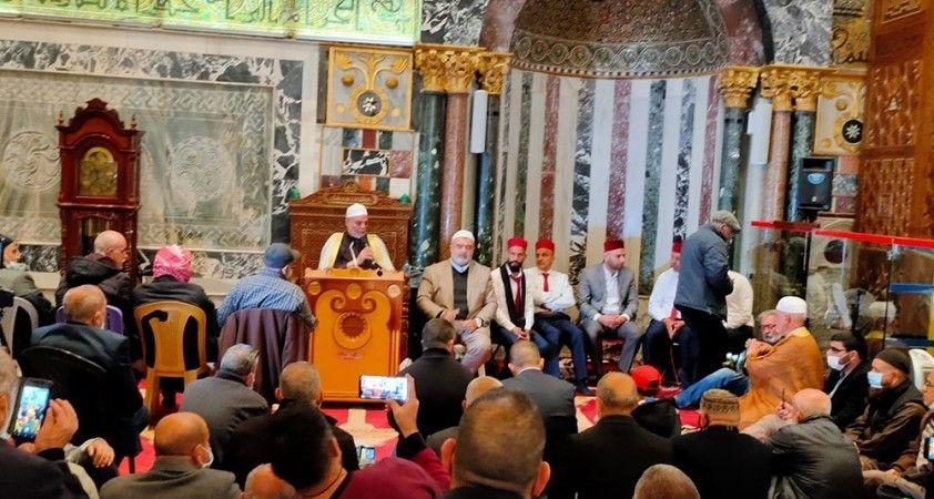 Mescid-i Haram ve Mescid-i Nebevi'de teravi namazları 10 rekat kılınacak