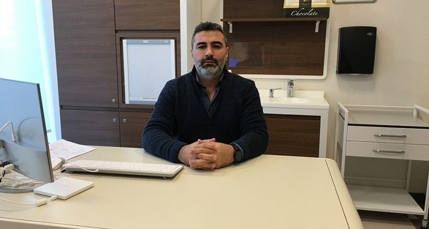 """Uzm. Dr. Bozkurt: """"Aşı yaptırmak, topluma karşı sorumluluğumuz"""""""