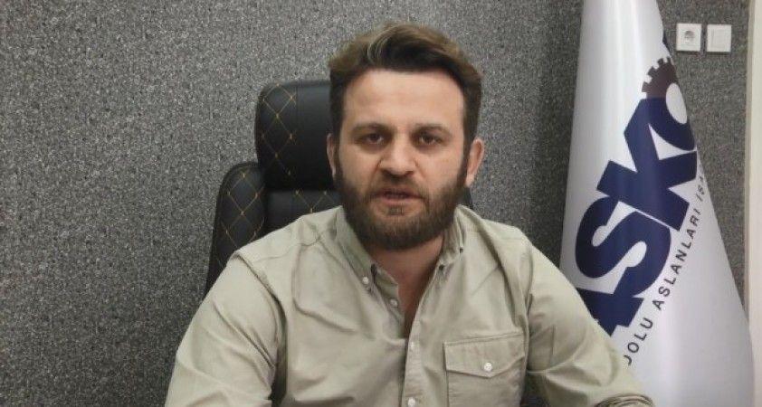 ASKON Rize Şube Başkanı Karakoyun:
