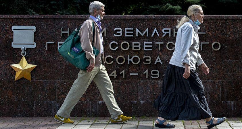 Rusya'da yeni koronavirüs vakaları iki gündür 22 binin altında