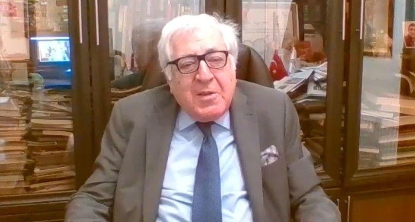 Azerbaycan Yazarlar Birliği Başkanı Rızayev: Çok isterim ki Türkiye'de Azerbaycan edebiyatı daha geniş kapsamlı tanınsın
