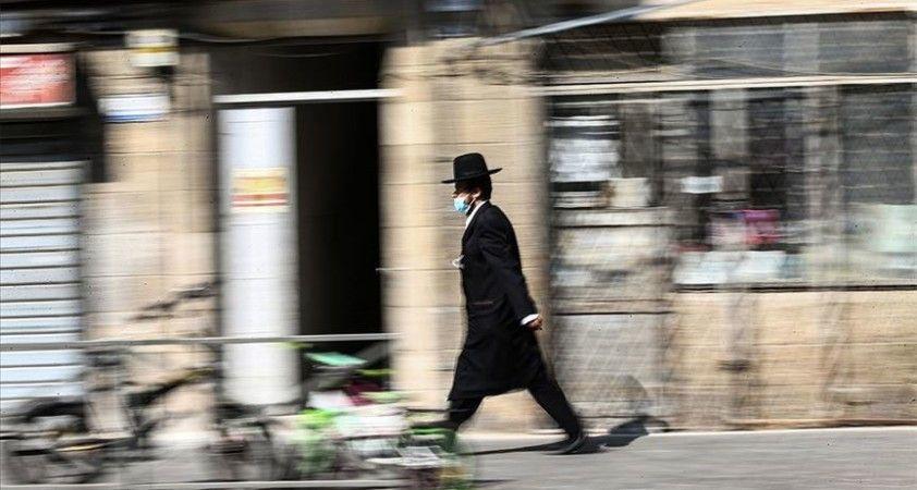 Karantina uygulamasına başlanılan İsrail'de Kovid-19 vakaları 180 bini geçti