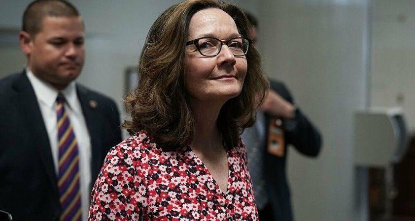 CIA Direktörü Haspel görevinden ayrıldı!
