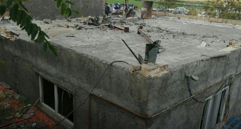 İran'ın Doğu Azerbaycan eyaletine havan topu isabet etti