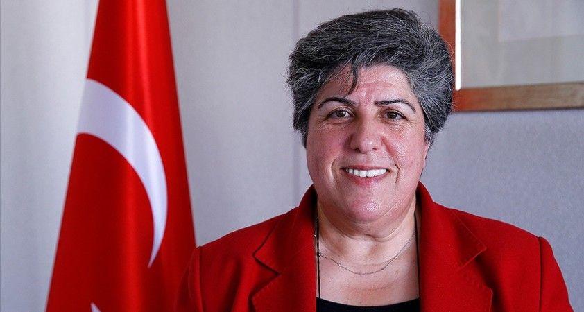 ABD Dışişleri Bakanlığından Canan Güllü'ye ödül