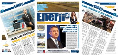 Enerji Dünyası E-Gazete - Ekim 2021