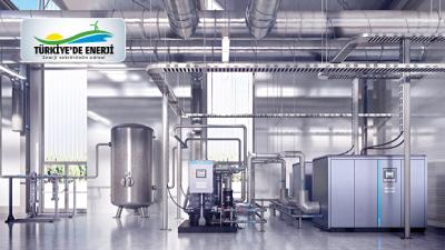 Enerji tasarrufu ve verimliliği için doğru boyutta kompresör seçilmeli