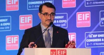 Enerji ve Tabii Kaynaklar Bakanı Fatih Dönmez: 'Enerji gelecektir, gelecek milli enerjidedir'