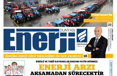 Enerji Dünyası E-Gazete - Mayıs 2020