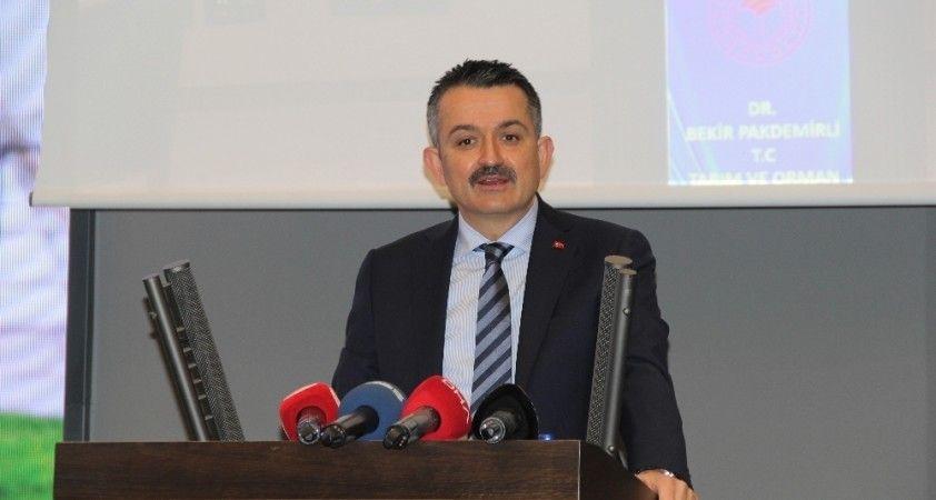 Türkiye ile Makedonya arasında bazı tarımsal alanlarda iş birliği mutabakat zaptı imzalandı