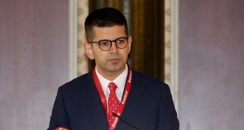 Varlık Fonu Yönetim Kurulu Üyeliğine Ahmet Burak Dağlıoğlu atandı