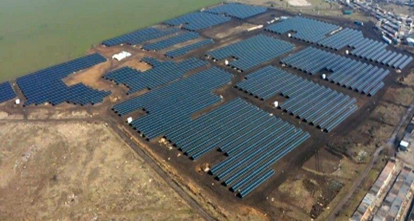 Ukrayna'nın güneş panelleri Türkiye'den