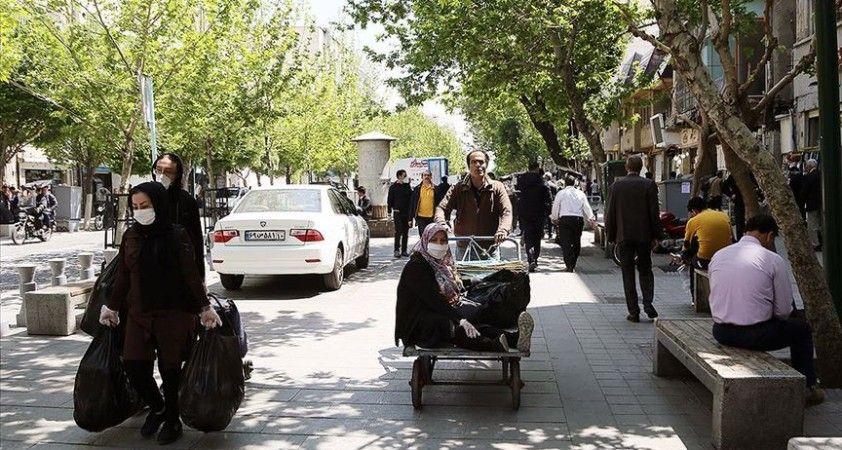 İran'da yeni tip koronavirüs kaynaklı can kaybı 6 bin 203'e yükseldi