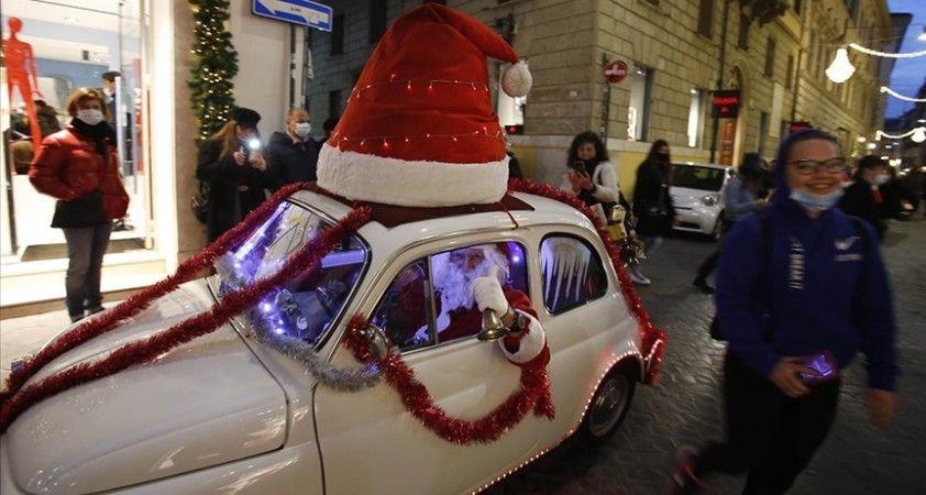 Hristiyan alemi Noel'i kutluyor