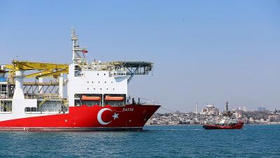 Fatih sondaj gemisi Karadeniz'de derin sondaj yapacak