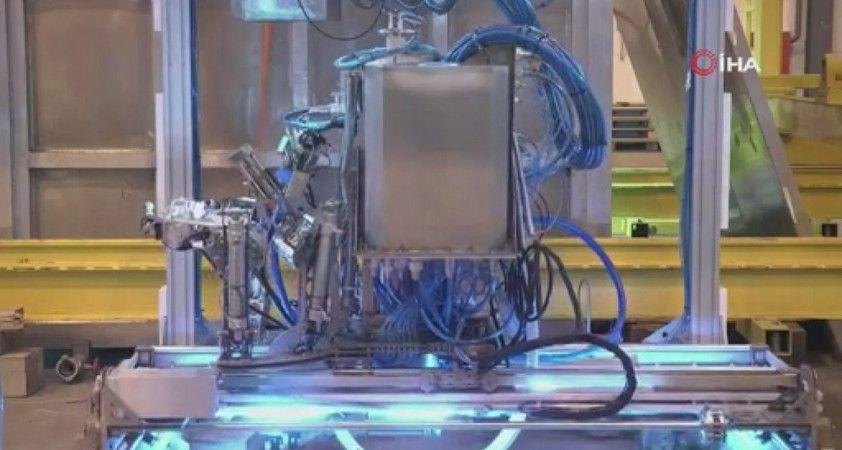 Leningrad Nükleer Santrali'nde 'özel tasarımlı robot' dönemi başlıyor