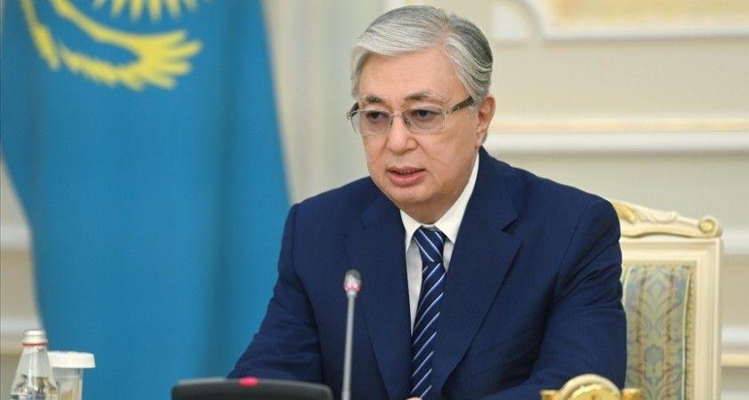 Kazakistan Cumhurbaşkanı Tokayev'den Erdoğan'a, Türkiye'deki orman yangınları nedeniyle dayanışma mesajı